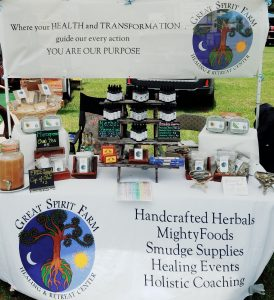 Come visit our booth at the Farmer's Market @ Brooksville Farmers Market